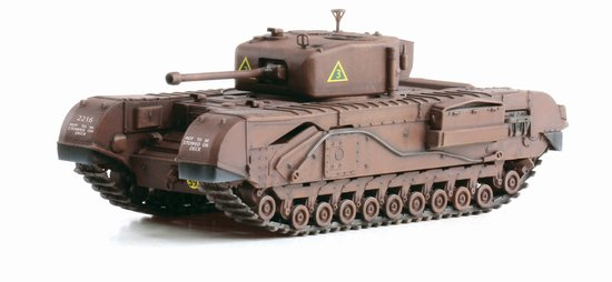 Churchill Mk. IV, A' Sqd. North Irish Horse, Tunisia 1943 (1:72)