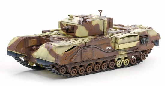 Churchill Mk.III Tunisia 1943 (1:72)