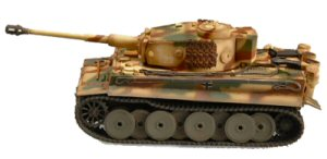 Tiger 1 Early Italy 1943 (1:72)