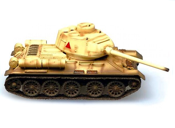 T-34/85 Egyptian Army (1:72)