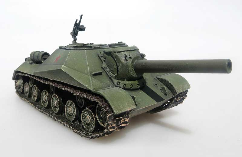 Russian Object 704 Heavy Tank Destroyer (1:72)