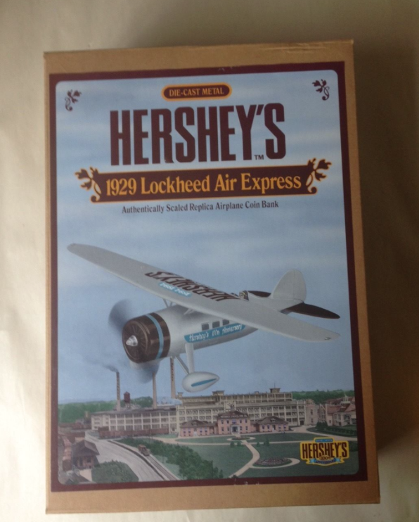 Hershey's 1929 Lockheed Air Express (1:48)