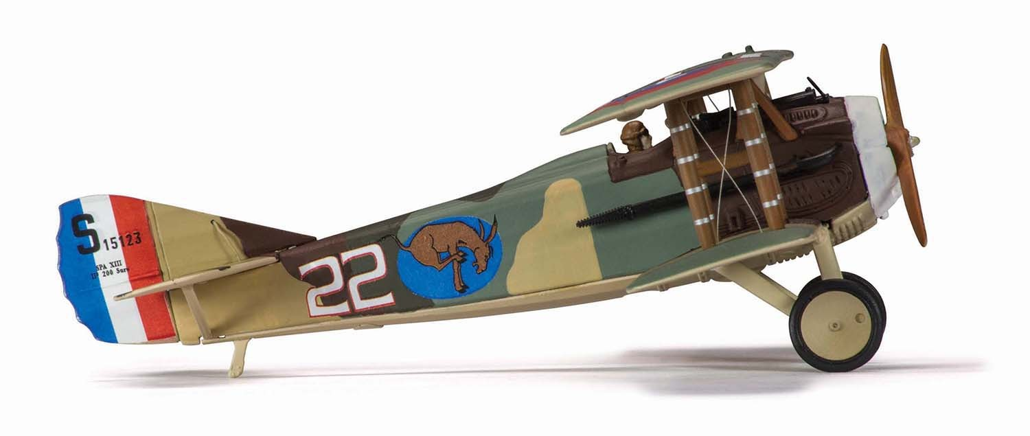 SPAD S.XIII, 95th Aero Sqn., Lansing Colton Holden Jr., September 1918 (1:48)