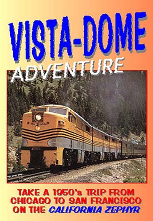 Vista-Dome Adventure (DVD)