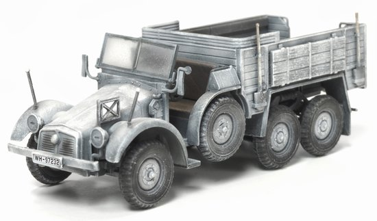 "Kfz.70 6x4 Personnel Carrier ""Winter"" (1:72)"