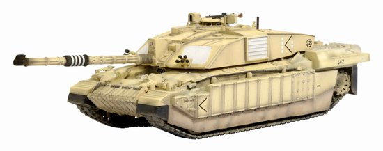 Challenger 2, C Squadron, Royal Scots Dragoon Guards Iraq 2003 ~Value Plus Series (1:72)