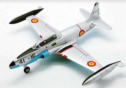 T-33A Shooting Star 41 Group, Zaragoza Air Base, Spanish Air Force, 1982 (1:72)