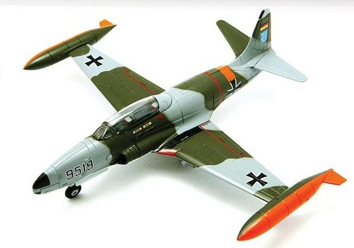 T-33A Shooting Star Waffenschule 10, West German Air Force, 1973 (1:72)