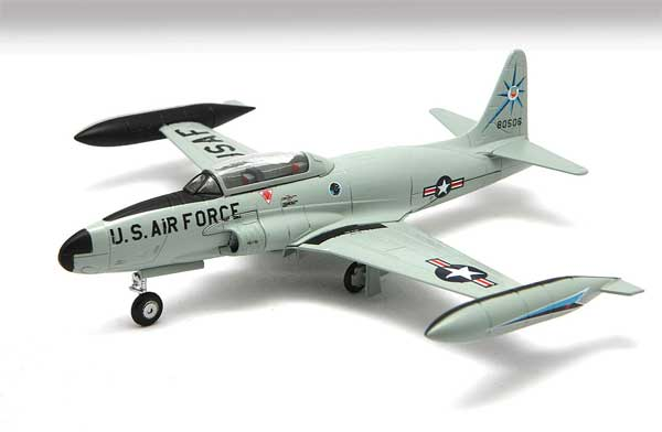 T-33A Shooting Star, 318th FIS, USAF, McChord AFB (1:72)