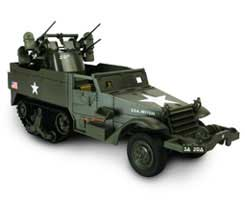 Us M16 Gun Motor Carriage (1:18)