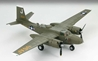 "B-26B Invader ""Brown Nose"" 731st Bomb Squadron 452nd Bomb Wing Iwakuni Air Base Korean War early 1951 (1:72)"