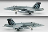 "F/A-18C Hornet Fliegerstaffel 18 ""Panthers,"" Swiss Air Force (1:72)"