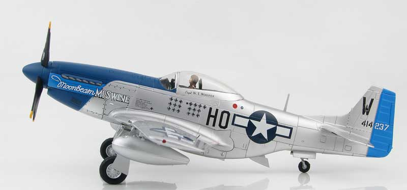 "P-51D Mustang ""414237"" ""Moonbeam  McSwine"" 487th FS, 352nd FG, Sept 1944 (1:48)"