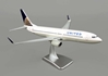 United 737-800 (1:200) W/GEAR Post Continental Merger Livery