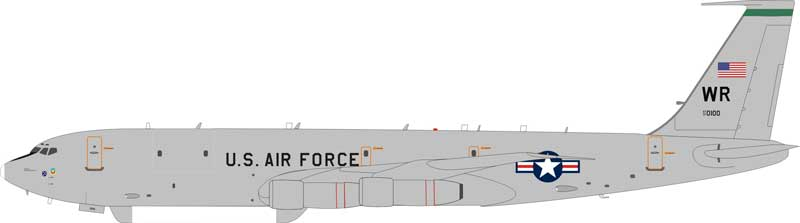 US Air Force Boeing E-8C J-Stars (707-300C) 97-0201 (1:200) - Preorder item, order now for future delivery