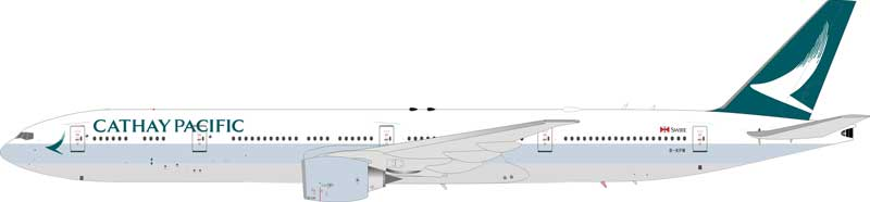 Miscellaneous B777-300ER B-KPJ (1:200) - Preorder item, order now for future delivery