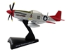 "P-51D Mustang ""Tuskegee"" (1:100)"