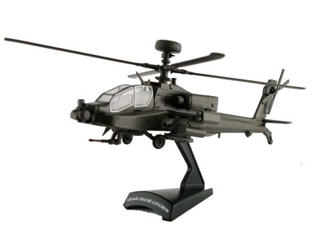 Apache Helicopter (1/100)