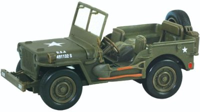 U.S. Jeep Willys (1:32)