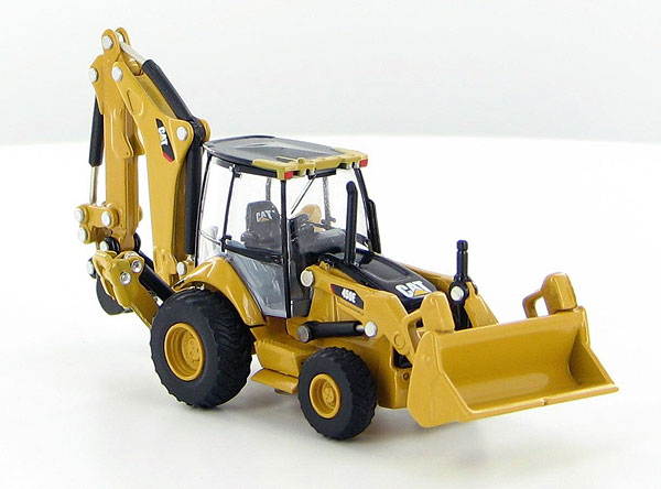 Caterpillar 450E Backhoe Loader (1:87)