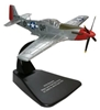 "P-51D Mustang ""Red Dog XII,"" Maj. Louis Norley, 4th FG, 1945 (1:72)"