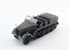 Sd.Kfz.8 Schwerer Zugkraftwagen 12T, Grey (1:72) - Preorder item, Order now for future delivery