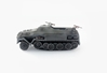 Sd.Kfz.8 DB10 Gepanzerte 12T, Grey (1:72) - Preorder item, Order now for future delivery