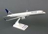 United 757-200 Post Co Merger Livery (1:150)