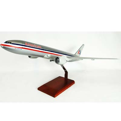 American B777-200 Old Livery (1:100)