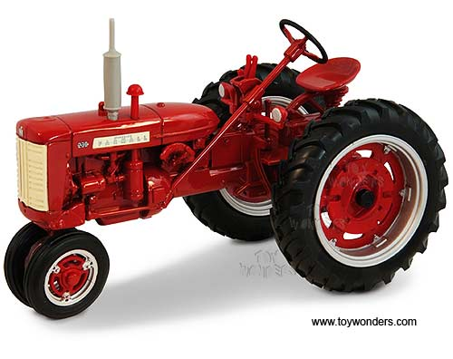 Farmall 230 Farm Tractor (1956-1958, 1/16 scale diecast model tractor, Red)