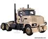 Mack Pinnacle Axle-Forward Tractor (1:34) (Desert Tan)