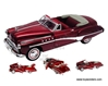 Buick Roadmaster Convertible (1949, 1/32 scale diecast model car, Burgundy) 32317
