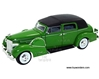 Cadillac Fleetwood (1938, 1/32 scale diecast model car, Green) 32340
