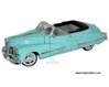 Cadillac Series 62 Convertible (1947, 1/32 scale diecast model car, Light Blue) 32349