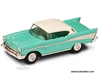 Chevrolet Bel Air Hard Top (1957, 1:43, Turquoise) 94201