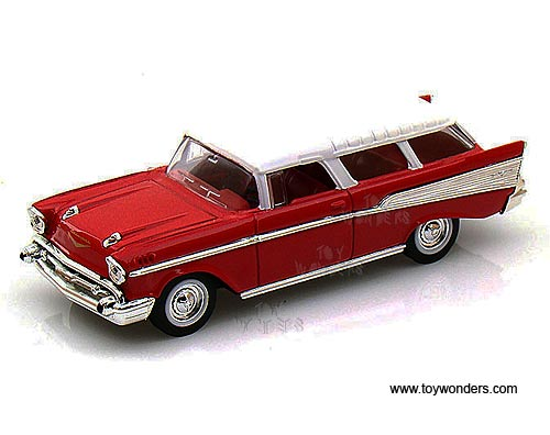 Chevrolet Nomad Hard Top (1957, 1:43, Red) 94203