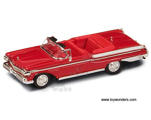 Mercury Turnpike Cruiser Convertible (1957, 1:43, Red) 94253