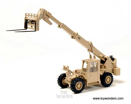 Atlas II Military Telehandler (1:32, Desert Tan)
