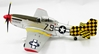 "P-51D Mustang ""Squeezie"" (1:72)"