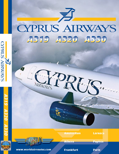 Cyprus Airways A319, A320 & A330 (DVD)