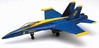 Blue Angel F-18 Hornet model kit (1:48)