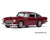 Aston Martin DB4 Hard Top (1:43, Dark Metallic Maroon)