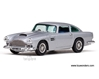 Aston Martin DB4 Hard Top (1:43, Silver Birch)
