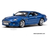 Aston Martin DB7GT Hard Top (1:43, Vertigo Blue)