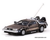 Back To The Future DeLorean (1:43, Stainless Steel) 24012