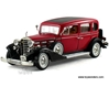 Cadillac Series 355C Fleetwood Sedan (1933, 1:32, Red) 32358