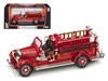 1935 Mack Type 75BX Fire Engine Red (1:43)