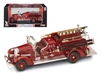 1938 Ahrens Fox VC Fire Engine Red (1:43)