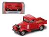 1934 Ford Pick Up Red (1:43)