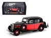1935 Maybach SW35 Spohn BlackRed Hardtop (1:43)